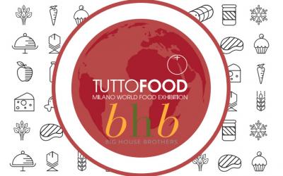"""BHB sarà a """"TuttoFood"""" fiera internazionale del food & beverage"""